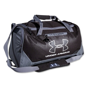 Under Armour Hustle Small Duffle (Black)