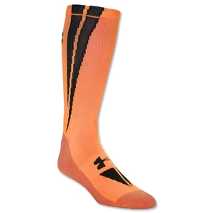 Under Armour Ignite Crew Sock (Org/Blk)