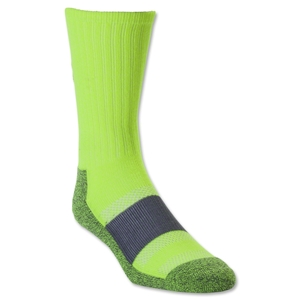 Under Armour HeatGear Performance Crew Sock (Neon Yellow)