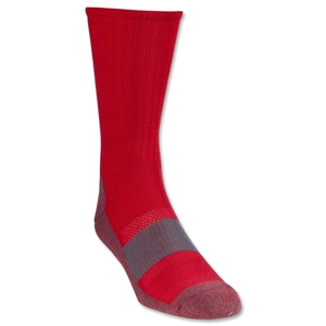 Under Armour HeatGear Performance Crew Sock (Red)