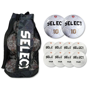 Select Club Ball Package (Size 4)