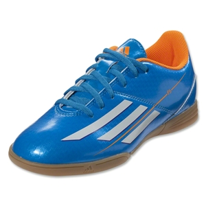 adidas F5 TRX IN Junior Samba Pack (Solar Blue/Running White/Solar Zest)