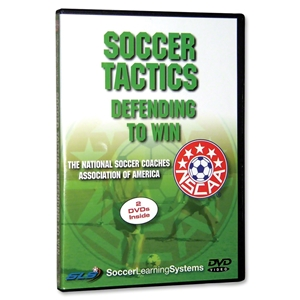 NSCAA Soccer Tactics Defending to Win DVD