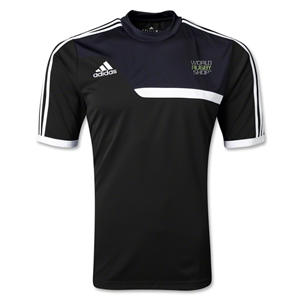adidas World Rugby Shop Tiro 13 Training Jersey (Black)