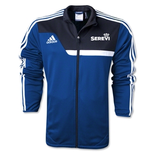 adidas Serevi Tiro 13 Training Jacket (Royal/Black)