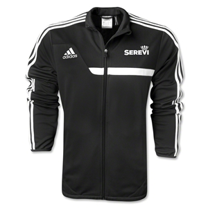 adidas Serevi Tiro 13 Training Jacket (Black)