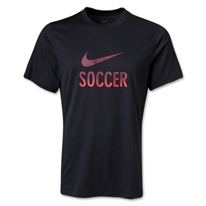 Nike Legend Soccer T-Shirt (Black)