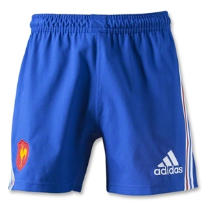 France 12/13 Home Rugby Short