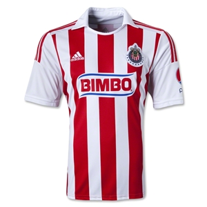 Chivas 12/13 Jersey de Futbol Local