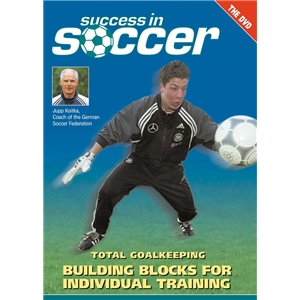 Total Goalkeeping Soccer DVD