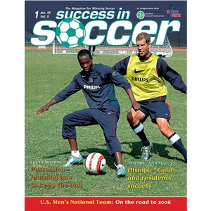Success in Soccer 1 Year Subscription