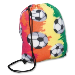 Tie Dye Fleece SackPack (Mu)