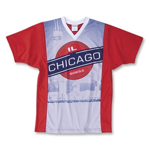 Xara Chicago City Jersey