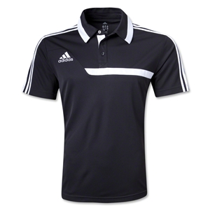 adidas Tiro 13 CL Polo (Black)