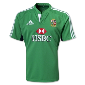 British and Irish Lions 2013 Training Rugby Jersey