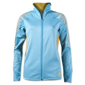 adidas Women's a14t Jacket (Blue)