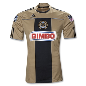Philadelphia Union 2011 Authentic Away Soccer Jersey