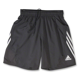 adidas Youth a10 Short (Blk/Wht)