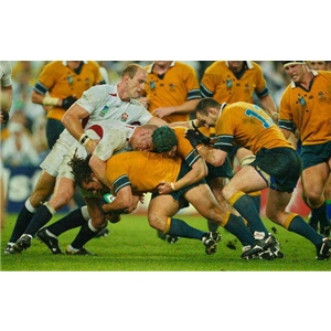 England vs Australia World Cup 2003 Final DVD