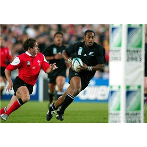 New Zealand vs Wales World Cup 2003 DVD
