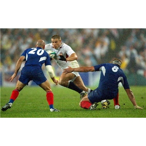England vs France World Cup 2003 DVD