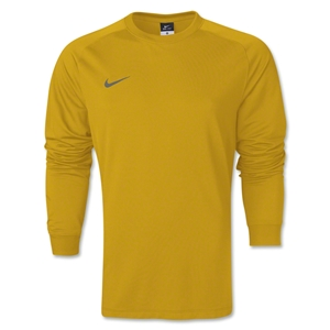 Nike Long Sleeve Park Goalie II Jersey (Yellow)