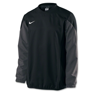 Nike Squad 14 Long Sleeve Shell Top (Black)