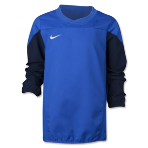 Nike Squad 14 Long Sleeve Shell Top (Royal)