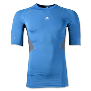 adidas TechFit Prep Top (Royal/Gray)