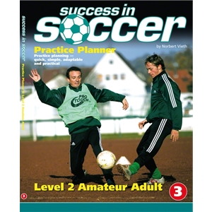 SIS Practice Planner 3 (Amateur Adult Level 2)