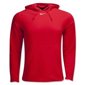 Nike Club Fleece Hoody (Red)