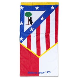 Atletico Madrid Printed Towel