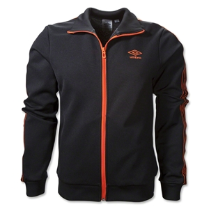 Umbro Track Jacket (Black)