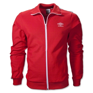 Umbro Track Jacket (Red)