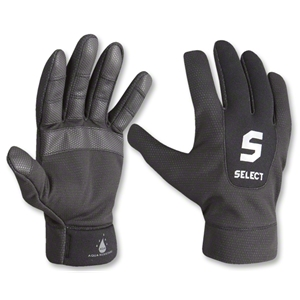 Select Field Players Glove (Black)