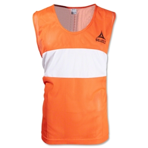 Select Over-Vest Training Bib-12 Pack (Orange)