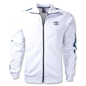 Umbro Taped Track Jacket (Wh/Sky)