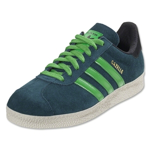 adidas Originals Gazelle 2 Leisure Shoes (Dark Petrol)