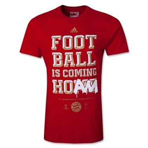 Bayern Munich UEFA Champions League Winners T-Shirt