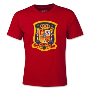 Spain Crest Youth T-Shirt