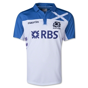 Scotland 2014 Alternate Rugby Jersey