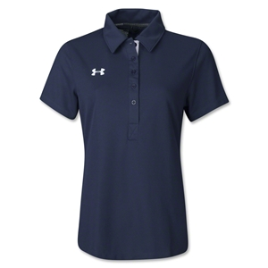 Under Armour Women's Coaches Polo II (Navy)
