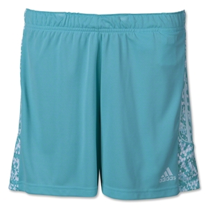 adidas Women's Squadra Short (Mint)