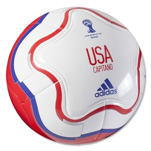 USA 2014 FIFA World Cup Capitano Ball