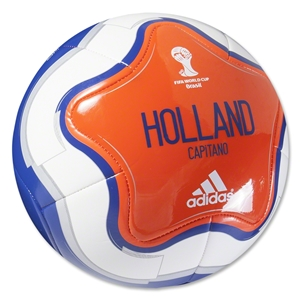 Netherlands 2014 FIFA World Cup Capitano Ball