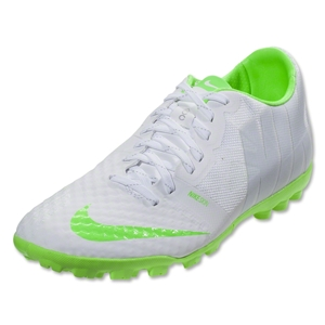 Nike FC247 Bomba Finalle II (White/Electric Green)