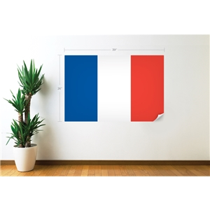 France Flag Wall Decal