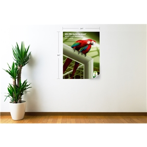 Manaus 2014 FIFA World Cup Host City Poster Wall Decal