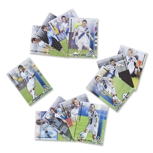 LA Galaxy 2013 Team Card Set