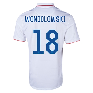 USA 2014 WONDOLOWSKI Home Soccer Jersey